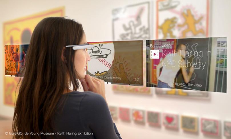 Keith-Haring-Tour-GuidiGO-glassware