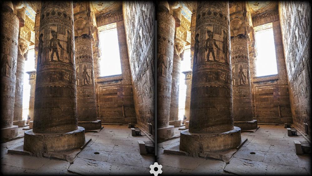 Dendera Temple