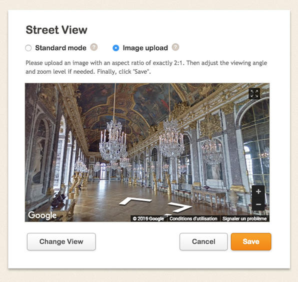 Add-Streetview