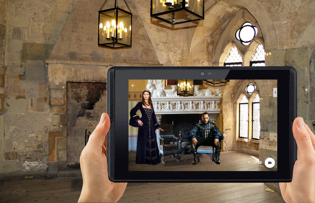 Augmented Reality Comes To Museums With Guidigo Ar