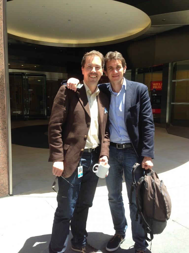 David Lerman and Julien Boubel