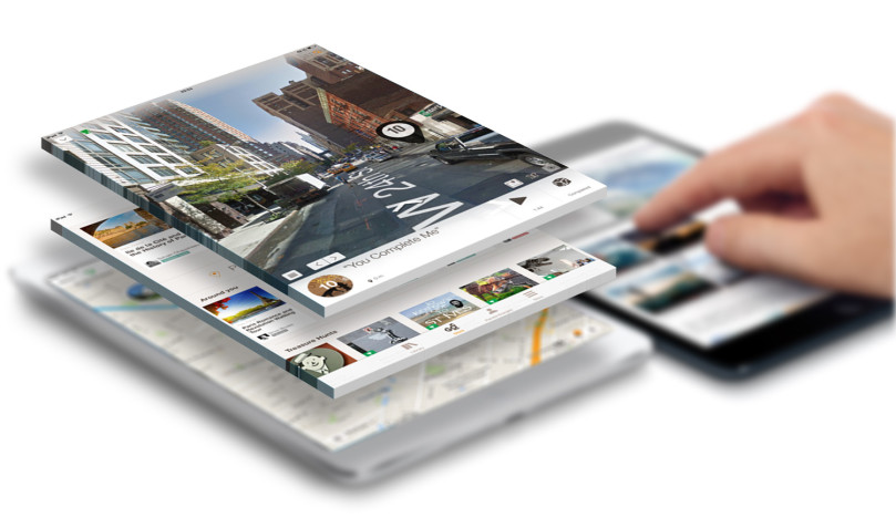 New GuidiGO iPad app